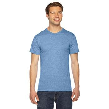 Unisex Triblend Short-Sleeve Track T-Shirt