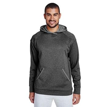 Adult Excel Mlange Performance FleeceHoodie