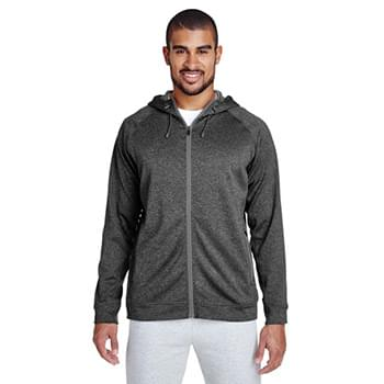 Men's Excel Mlange Performance FleeceJacket