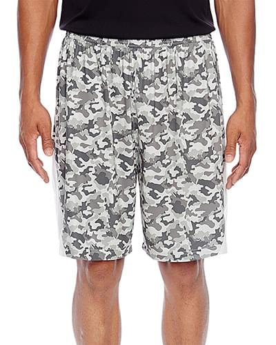 Men's Tournament Sublimated Camo Short