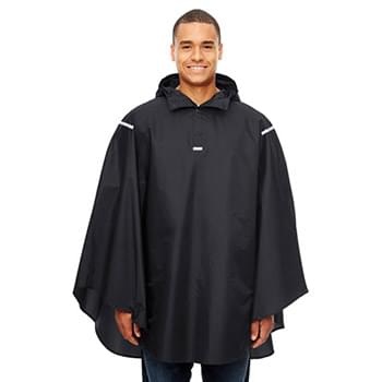 Adult Zone Protect Packable Poncho