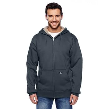 Men's 450 Gram Sherpa-Lined Fleece Hooded Jacket