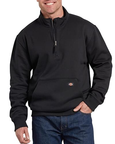 Men's Pro 1/4 Zip Mobility Work Fleece Pullover