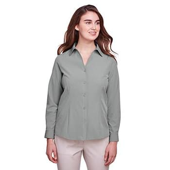 Ladies' Bradley Performance Woven Shirt