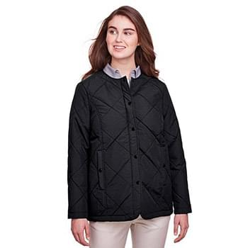 Ladies' Dawson Quilted Hacking Jacket