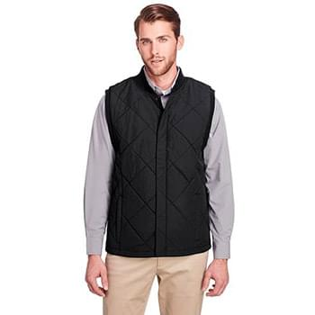 Men's Dawson Quilted Hacking Vest