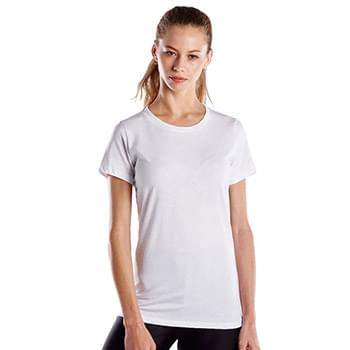 Ladies' Made in USA Short Sleeve Crew T-Shirt