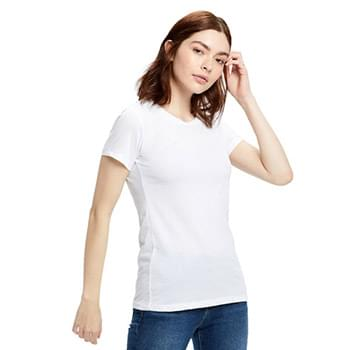 Ladies' Organic Crewneck T-Shirt