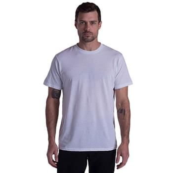 Men's Short-Sleeve Recycled Crew Neck T-Shirt