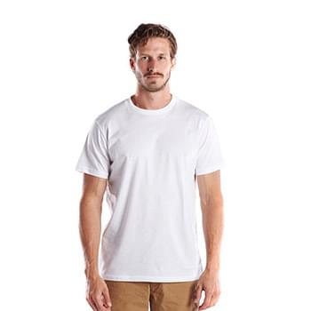 Men's Short-Sleeve Organic Crewneck T-Shirt
