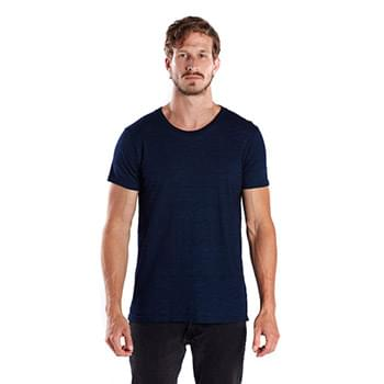 Men's 6 oz. True Indigo Crew