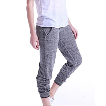 Ladies' Burnout Leisure Pant