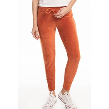 Ladies' Velour Pants