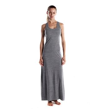 Ladies' 4.9 oz. Triblend Racerback Dress