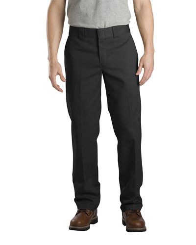 8.5 oz. Slim Straight Fit Work Pant
