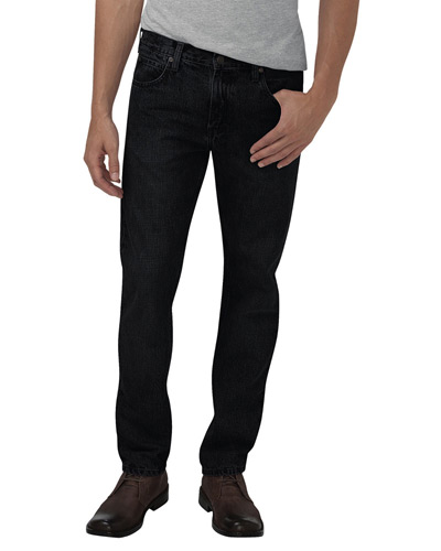 Men's X-Series Slim Fit Straight-Leg 5-Pocket Denim Jean Pant