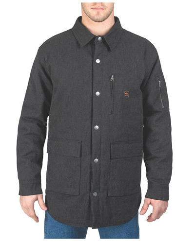 Unisex Workwear Jack-Shirt with Kevlar