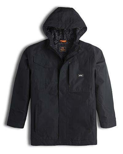 Men's Bardwell Modern Work Waterproof Insulated Rain Jacket