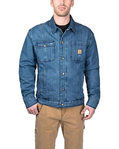 Men's Westbrook Vintage Denim Jacket