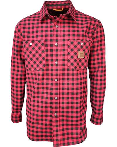 Men's Thurber Vintage Plaid Shirt
